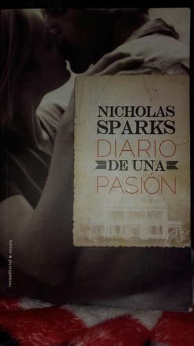 libro diario de una pasión nicholas sparks