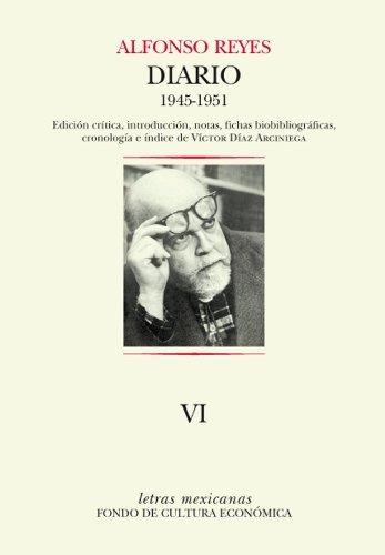 libro diario vi: 27 de septiembre de 1945 - 3 de agosto de 1