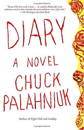 libro diary - nuevo