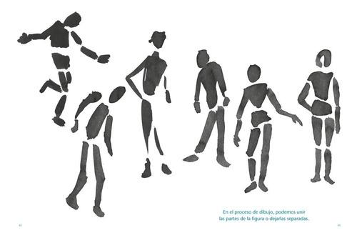 libro dibujar el cuerpo humano