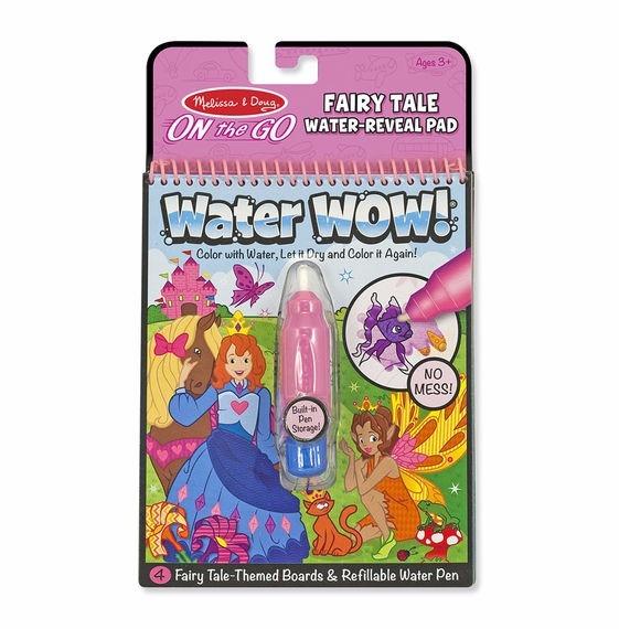 Libro Dibujo Con Agua Water Wow La Feria! Melissa & Doug - Bs ...