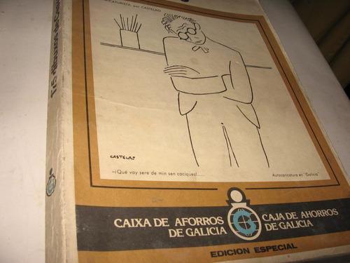 libro dibujos de castelao - 1ra. ed,. - 1976