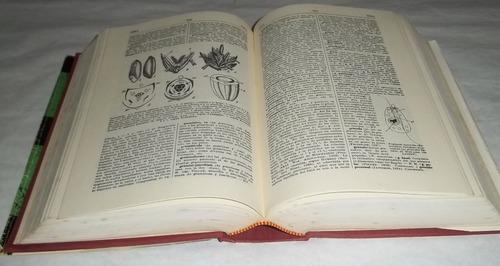 libro diccionario de botánica dr. p. font quer