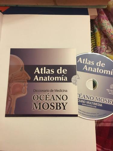 libro, diccionario de medicina, océano mosby
