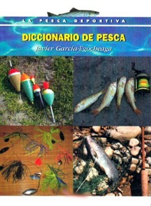 libro: diccionario de pesca - javier garcia - pdf