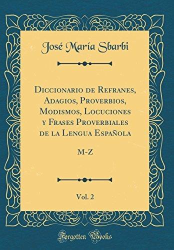 libro : diccionario de refranes, adagios, proverbios, mod...