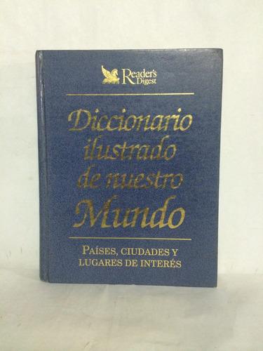 libro diccionario ilustrado nuestro mundo selecciones srd1