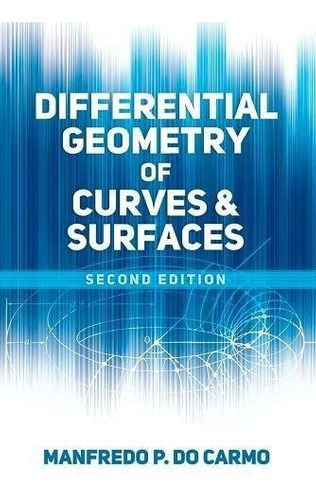 libro differential geometry of curves & surfaces - nuevo