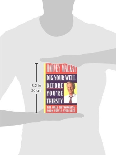 libro dig your well before you're thirsty: the only networki