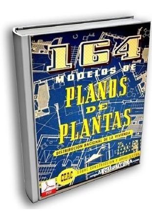 libro digital 164 planos de planta de casas pdf