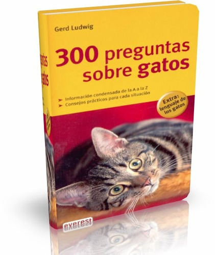 libro digital - 300 preguntas sobre gatos - pdf (dvd)