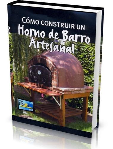 libro digital - como construir un horno de barro - pdf - dvd