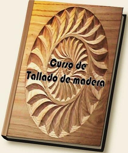 libro digital - curso de tallado de madera - pdf
