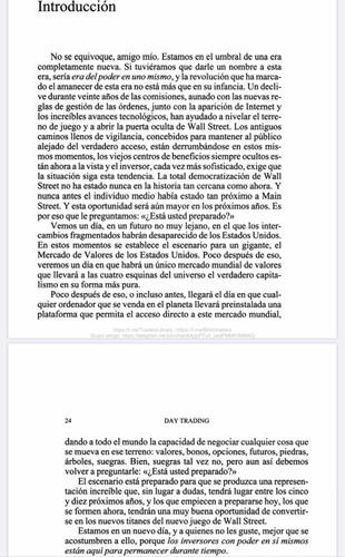 libro digital day trading negociación intradía: estrategias