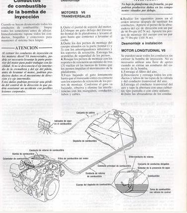 libro digital de taller cadillac de ville  1985-1986