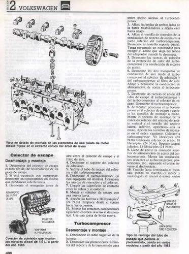 libro digital de taller  volkswagen scirocco  1978-1984