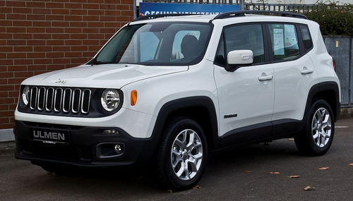 libro digital del usuario jeep renegade, 2014-2015.