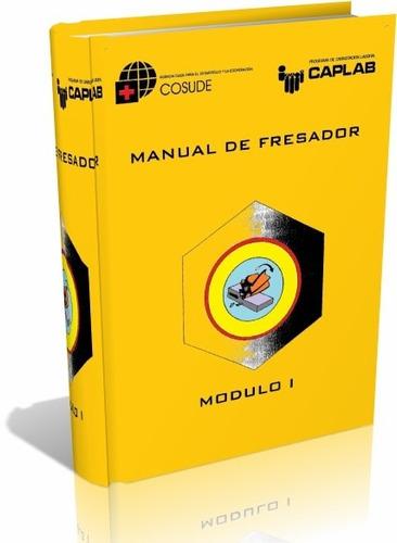 libro digital el manual del frezador - pdf - dvd