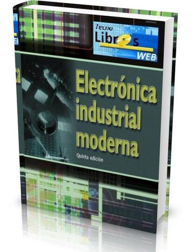 libro digital electronica industrial moderna pdf