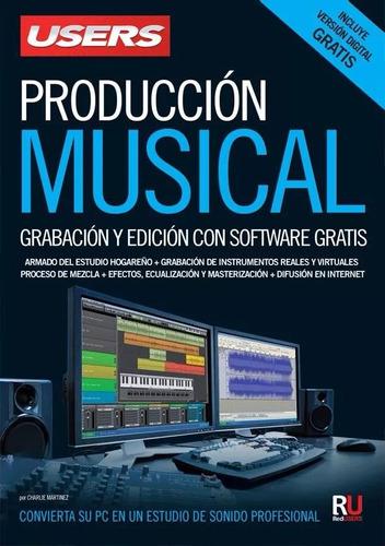 libro digital producción musical grabacion y edicion audio