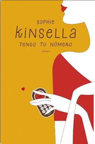 libro digital - tengo tu número  sophie kinsella