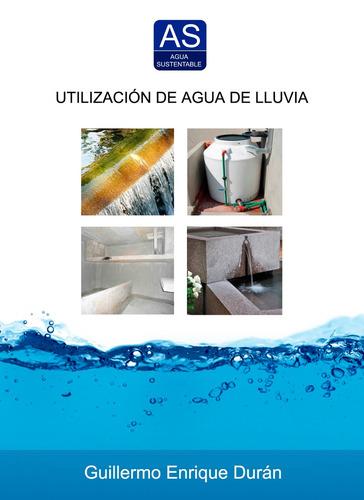 libro digital: utilización de agua de lluvia