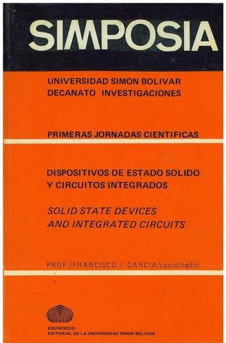 libro, dipositivos de estado solidos circuito integrados.