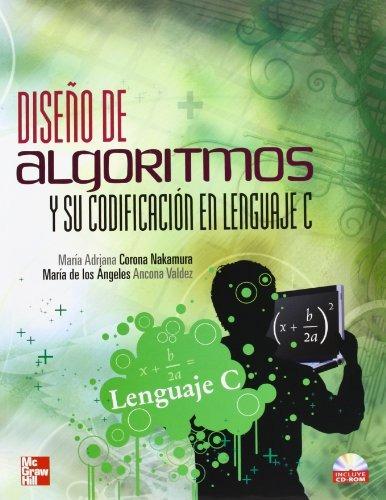 libro diseno de algoritmos y su codificacion en lenguaje c