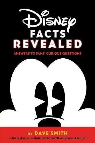 libro disney facts revealed: answers to fans' curious questi