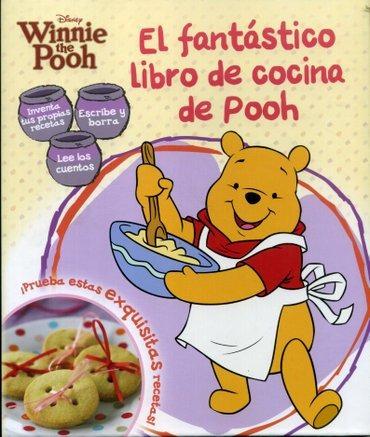 libro disney wtp: el fantástico libro de cocina de pooh - au