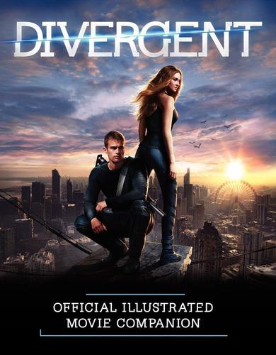 libro: divergent official illustrated movie companion (diver