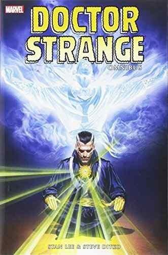 libro doctor strange omnibus 1 - nuevo