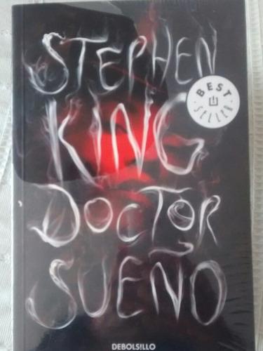 libro   doctor sueño   /  stephen king