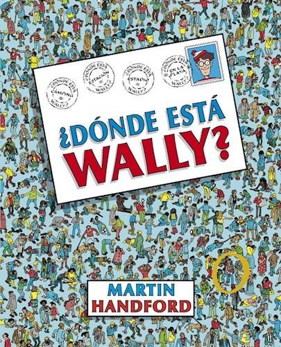libro donde esta wally ? de martin handford