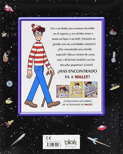 libro : donde esta wally? viaje por el espacio