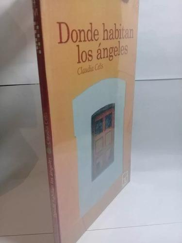 libro donde habitan los ángeles - (excelente calidad)