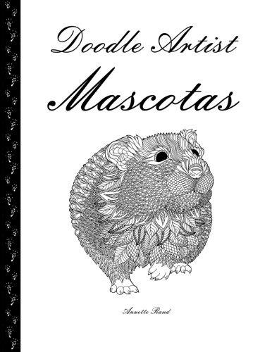 Libro : Doodle Artist - Mascotas: Un Libro Para Colorear ... - $ 749 ...
