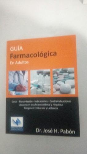 libro  dr. pabon protocolo clinico y guia libros medicina