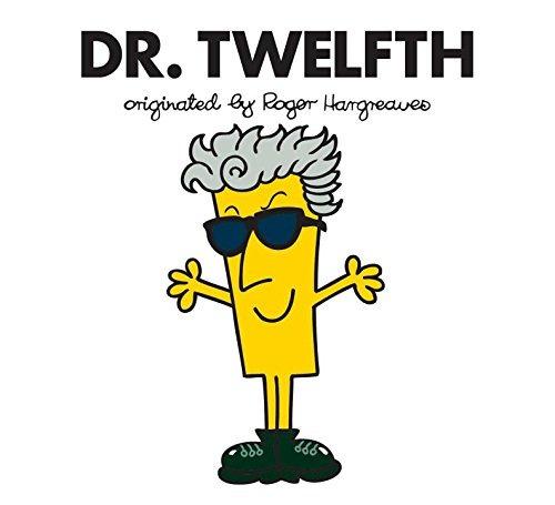 libro dr. twelfth - nuevo