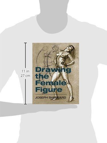 libro drawing the female figure - nuevo