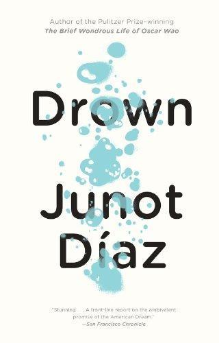 libro drown - nuevo