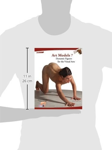 libro dynamic figures for the visual arts - nuevo