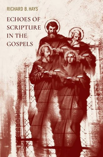 libro echoes of scripture in the gospels - nuevo
