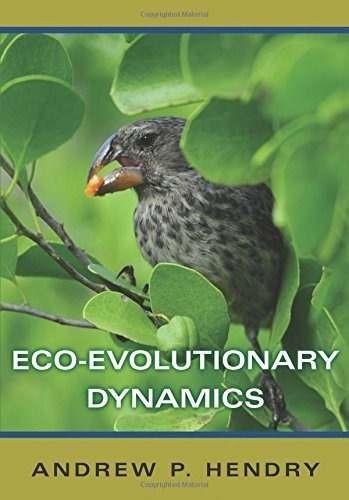 libro eco-evolutionary dynamics - nuevo