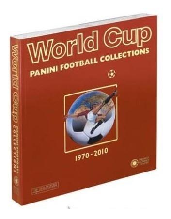 libro edición de lujo - revista álbumes panini - 1970 a 2010