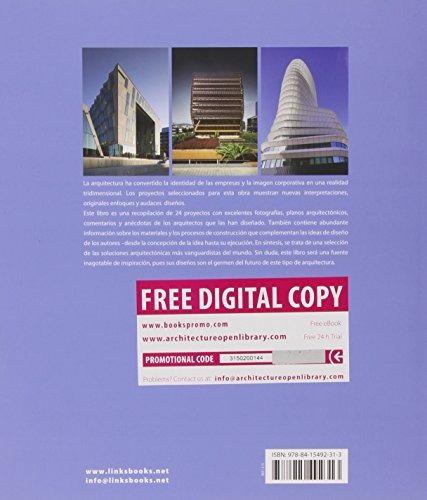 libro edificios corporativos: innovación y diseño - nuevo