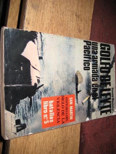 libro editorial san martin - batalla golfo de leyte