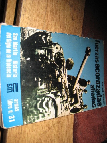libro editorial san martin - fuerzas acorazadas aliadas