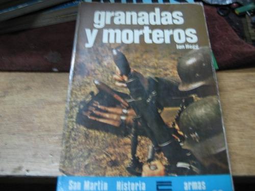 libro editorial san martin granadas y morterossegunda guerra