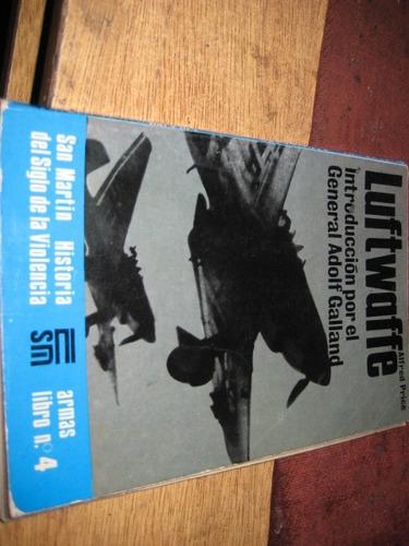 libro editorial san martin - luftwaffe aviacion alemana